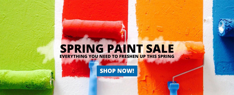 Spring Paint Sale